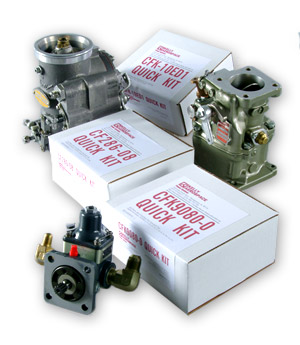 Aircraft Fuel System Quick Kits