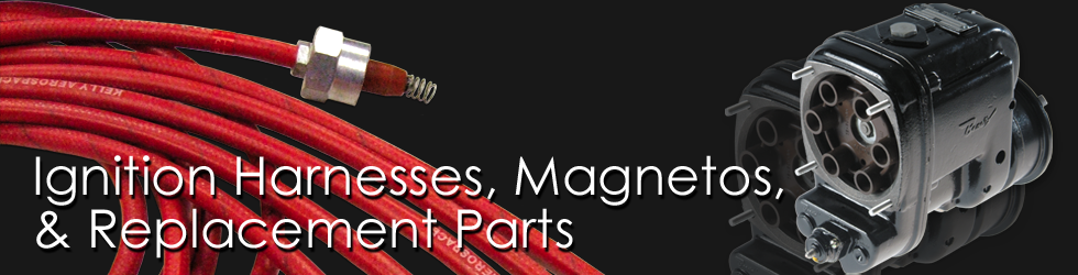 harness magneto header aircraft harness, ignition leads, magneto, replacement parts kelly aerospace alternator wiring diagram at bayanpartner.co